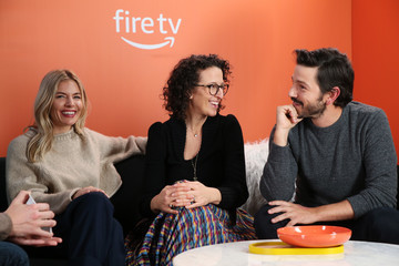 Diego Luna The Vulture Spot Presented By Amazon Fire TV 2020 - Day 2
