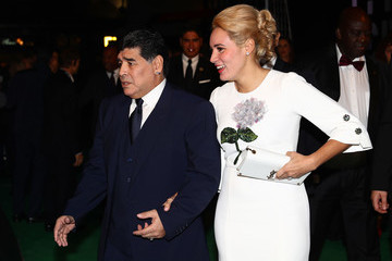 Diego Maradona The Best FIFA Football Awards - Green Carpet Arrivals