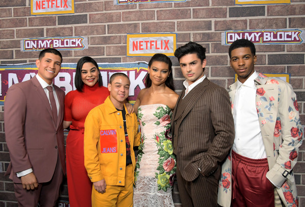 'On My Block' S2 Launch Event