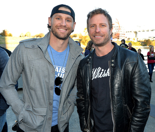 Dierks Bentley Chase Rice Photos