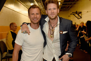 Dierks Bentley 2015 CMT Music Awards - Backstage & Audience