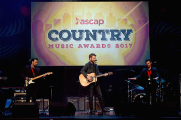 Dierks Bentley 55th Annual ASCAP Country Music Awards - Inside