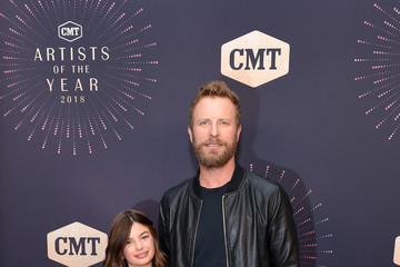 Dierks Bentley 2018 CMT Artists Of The Year - Red Carpet