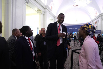 Dikembe Mutombo The 2019 Concordia Annual Summit - Day 1