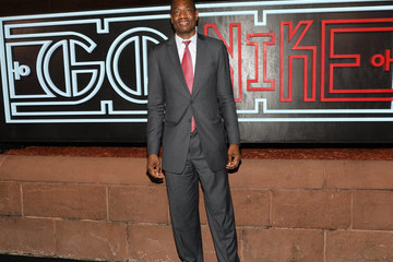 Dikembe Mutombo GQ Celebrates NBA All-Star Weekend 2017 - Arrivals