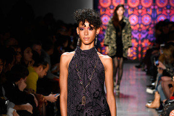 Dilone Anna Sui - Runway - February 2018 - New York Fashion Week: The Shows