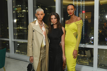 Dilone InStyle Dinner To Celebrate The April Issue Hosted By Cover Star Ciara And Laura Brown