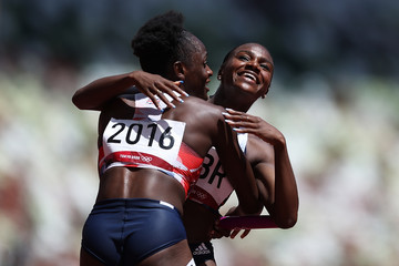 Dina Asher-Smith European Best Pictures Of The Day - August 05
