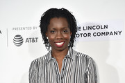 """Adepero Oduye attends """"The Dinner"""" Premiere at BMCC Tribeca PAC on April 24, 2017 in New York City."""