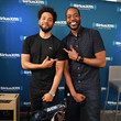 Dion Summers Jussie Smollett Performs On SiriusXM's The Heat Channel At The SiriusXM Studios In New York City