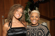 Dionne Warwick Performs At Le Chalet At L'Avenue At Saks