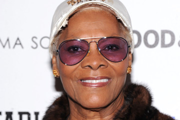"Dionne Warwick Bank Of America And Food & Wine With The Cinema Society Present A Screening Of ""A Place At The Table"" - Arrivals"