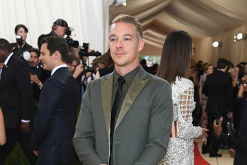 Diplo 'Manus x Machina: Fashion In An Age of Technology' Costume Institute Gala - Arrivals