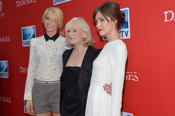 """Glenn Close Rose Byrne The DirecTV Premiere Event For The Fifth And Final Season Of """"Damages"""""""