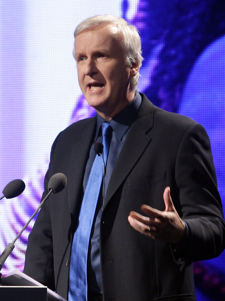 james cameron aiming style