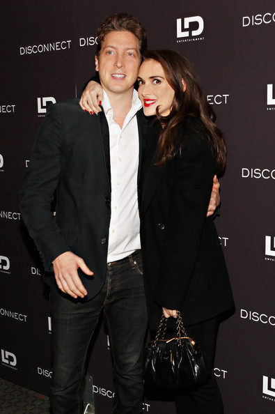 Arrivals at the 'Disconnect' Screening