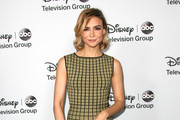 Actress Samaire Armstrong attends the Disney ABC Television Group's 2014 winter TCA party held at The Langham Huntington Hotel and Spa on January 17, 2014 in Pasadena, California.