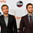 Chace Crawford Ed Westwick Photos