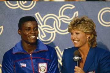 Carl Lewis Disney ABC Television Group Archive