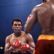 Muhammad Ali and Leon Spinks Photos