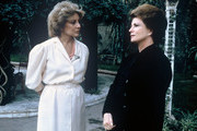 """20/20 - 1/7/82.Barbara Walters talked to Jehan Sadat, the First Lady of Egypt, 1/7/82 for ABC News' """"20/20"""". """"20/20"""" airs on the ABC Television Network..(Photo by ABC Photo Archives via Getty Images).BARBARA WALTERS, JEHAN SADAT"""