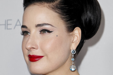 Dita Von Teese The Art Of Elysium And Samsung Galaxy Present Marina Abramovic's HEAVEN - Arrivals