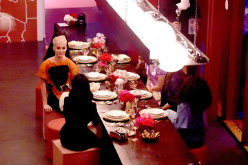 Dita Von Teese Katy Perry Hosts 'Katy Perry: Witness World Wide' Exclusively On You Tube In Support Of Witness Album Launch