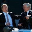 Roger Goodell and Jerry Richardson Photos