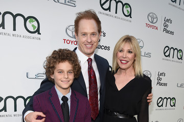 Django Sbarge 24th Annual Environmental Media Awards Presented By Toyota And Lexus - Red Carpet