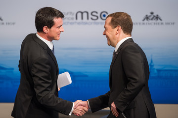 Dmitry Medvedev Munich Security Conference 2016