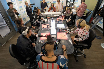 Dnce DNCE Visits 'The Elvis Duran Z100 Morning Show'