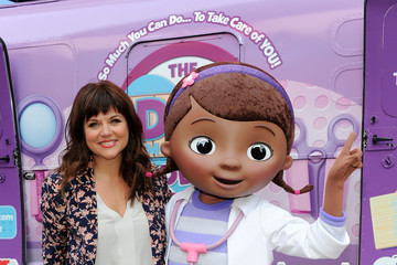 Doc McStuffins Celebs Hang Out at the Disney Store in NYC