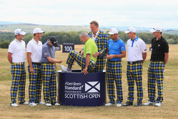 Doddie Weir Aberdeen Standard Investments Scottish Open - Previews