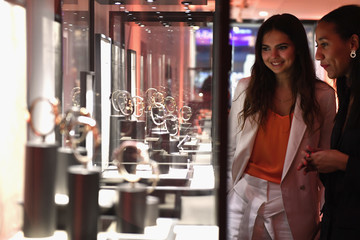 Doina Ciobanu Jaeger-LeCoultre and Christie's 'Roaring 20's, Reverso 30's' Party