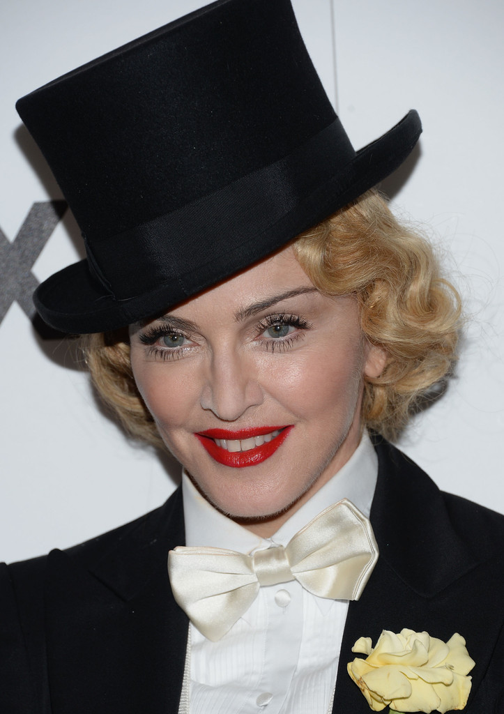 Best Hair & Beauty at the 'Madonna: The MDNA Tour' Premiere
