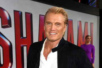 """Dolph Lundgren Warner Bros. Pictures And New Line Cinema's World Premiere Of """"SHAZAM!"""" - Red Carpet"""