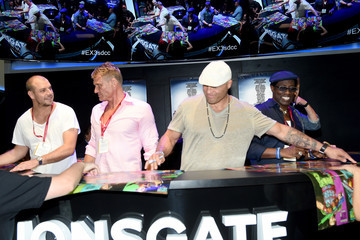 Dolph Lundgren 'The Expendables 3' Autograph Signing at Comic-Con