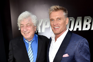 Dolph Lundgren 'The Expendables 3' Premieres in Hollywood — Part 2