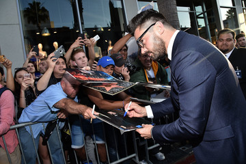 Dominic Cooper Premiere Of Universal Pictures' 'Warcraft' - Red Carpet