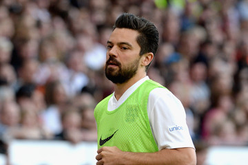 Dominic Cooper Soccer Aid 2014