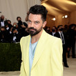 Dominic Cooper The 2021 Met Gala Celebrating In America: A Lexicon Of Fashion - Arrivals
