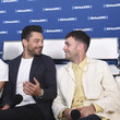 Dominic Cooper SiriusXM's Entertainment Weekly Radio Broadcasts Live From Comic Con in San Diego