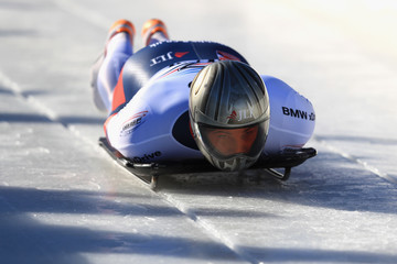 Dominic Edward Parsons BMW IBSF Bobsleigh + Skeleton World Cup