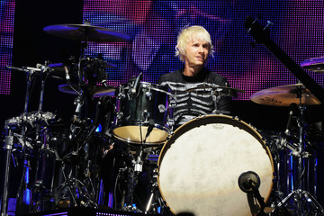 Dominic Howard 2014 Coachella Valley Music and Arts Festival - Weekend 2 - Day 2