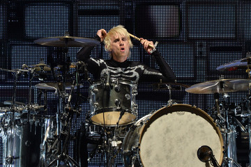 Dominic Howard 2014 Coachella Valley Music and Arts Festival - Day 2
