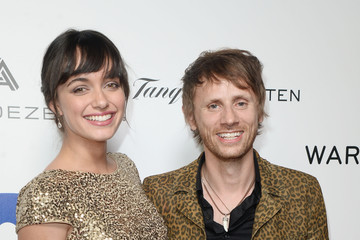 Dominic Howard Warner Music Group's Celebration For The 58th Annual Grammy Awards - Arrivals