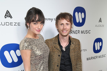 Dominic Howard Warner Music Group Hosts Annual Grammy Celebration - Red Carpet