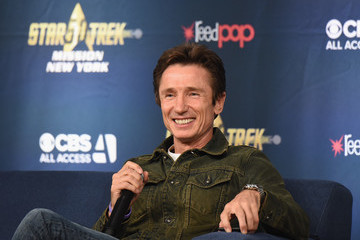 Dominic Keating 'Star Trek: Mission' New York - Day 1