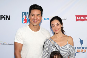 Dominic Lopez 6th Annual PingPong4Purpose - Arrivals