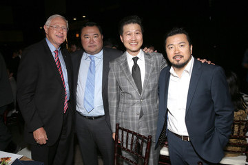 Dominic Ng 88th Birthday of TLC Chinese Theater IMAX, Honoring Justin Lin, Zhao Wei and Huang Xiaoming with Iconic Imprint Ceremony